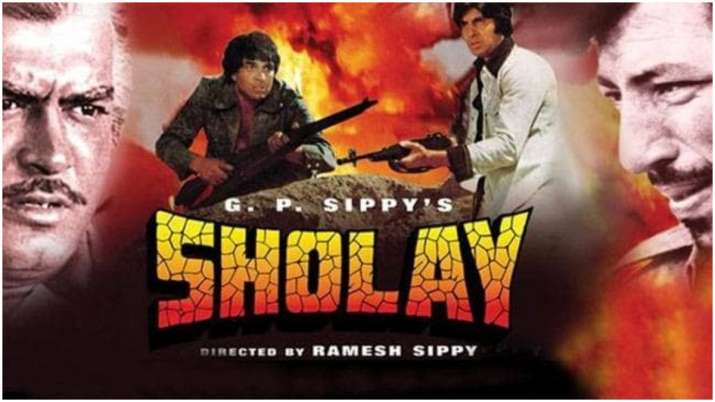 44 years of sholay- India TV