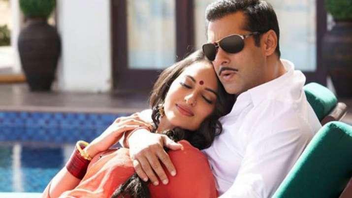 सलमान खान-सोनाक्षी...- India TV Hindi
