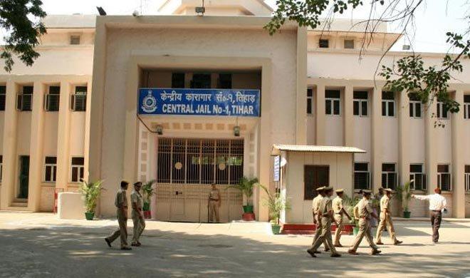 tihar jail- India TV
