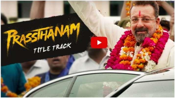 Prassthanam title track- India TV