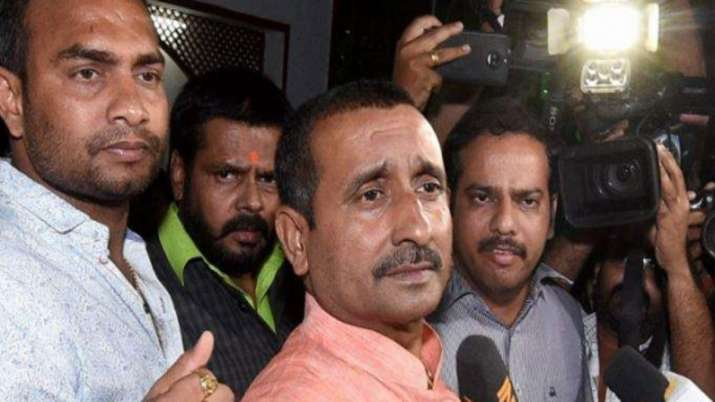 Kuldeep Sengar, others conspired to silence Unnao rape survivor's father, says Court- India TV