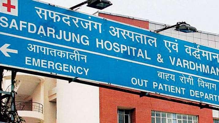 Safdarjung Hospital- India TV Hindi