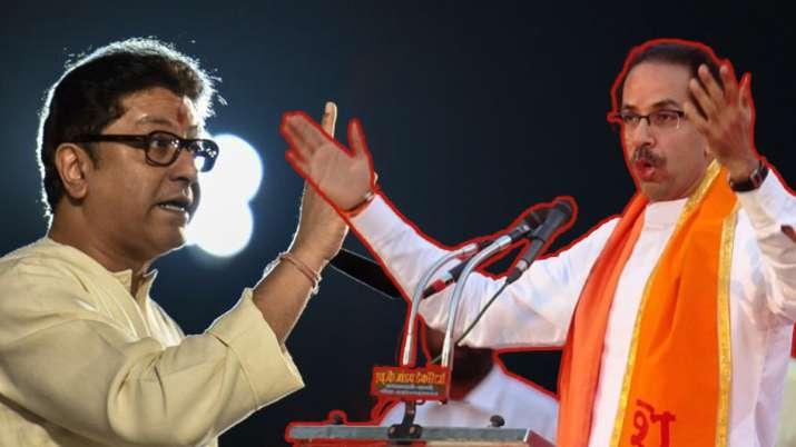 Uddhav Thackeray slams Raj Thackeray  for seeking poll delay in Maharashtra- India TV