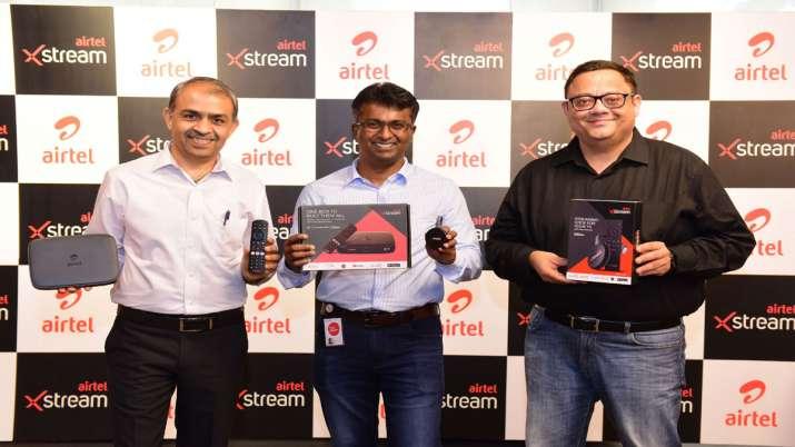 Airtel launches digital platform Xstream to take on...- India TV Paisa