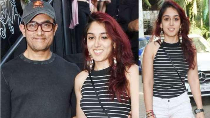 आमिर खान की बेटी इरा...- India TV