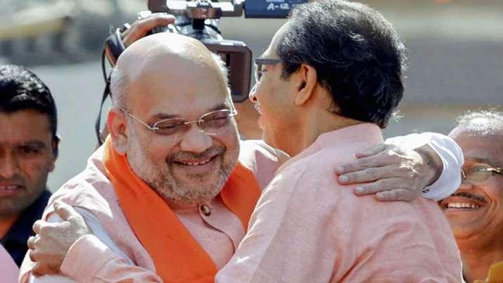 Harshvardhan Patil of Congress and Ganesh Naik of NCP to Join BJP- India TV Hindi