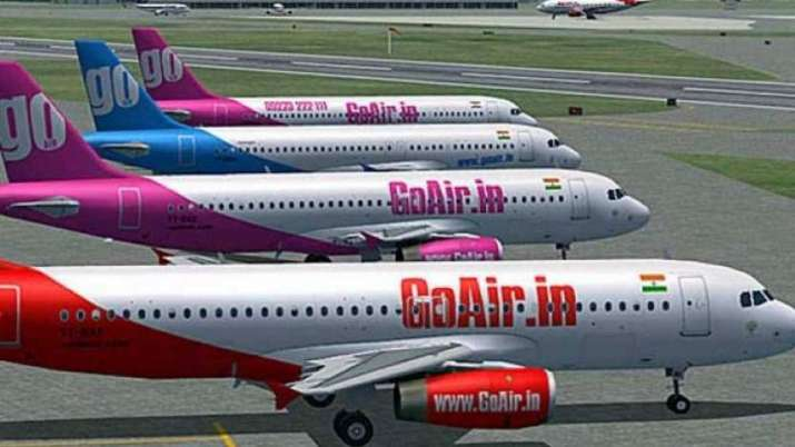 GoAir adjudged most punctual airline for 12 months in a row- India TV Paisa
