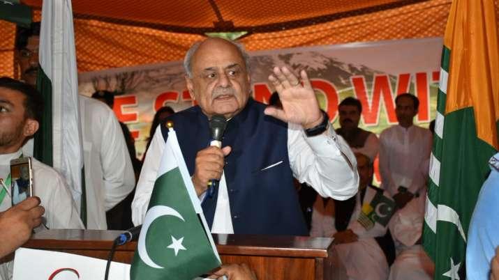 पाकिस्तान के गृहमंत्री एजाज अहमद शाह का बड़ा कबूलनामा, सरकार के इशारे पर लड़ रहे आतंकी- India TV Hindi