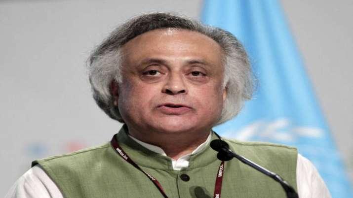 Jairam Ramesh- India TV