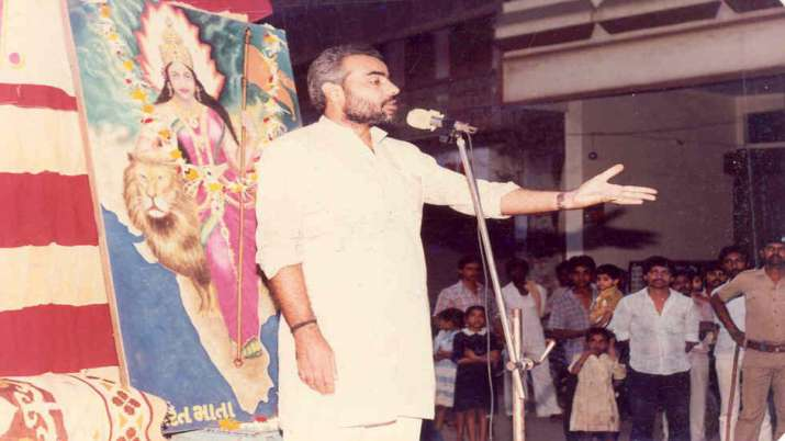PM Modi shares his old pictures on his 69th birthday