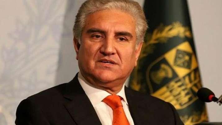 शाह महमूद कुरैशी का दावा, कश्मीर मामले पर इसलिए यूरोपीय देश नहीं दे रहे पाकिस्तान का साथ- India TV Hindi