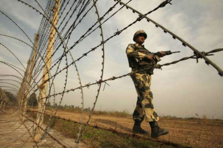 ceasefire violation by Pakistan- India TV
