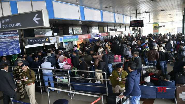 Domestic Air Passenger Traffic Grows by just 1.18% In September- India TV Paisa