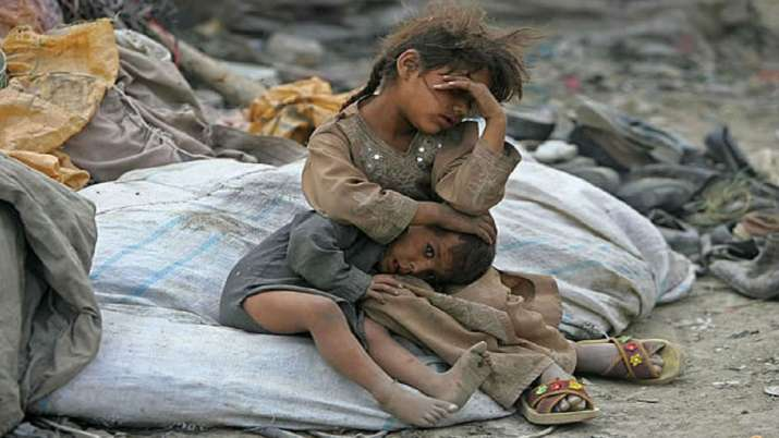 poverty rate in india ।  Representative Image- India TV Paisa