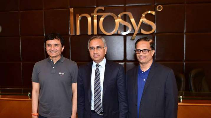 Infosys Q2 net profit dips 2.2 pc to Rs 4,019 cr- India TV Paisa