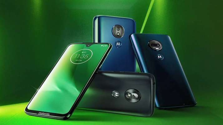 Motorola G8 Plus with triple camera now in India - India TV Paisa