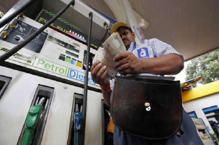 Petrol, diesel prices - India TV Paisa