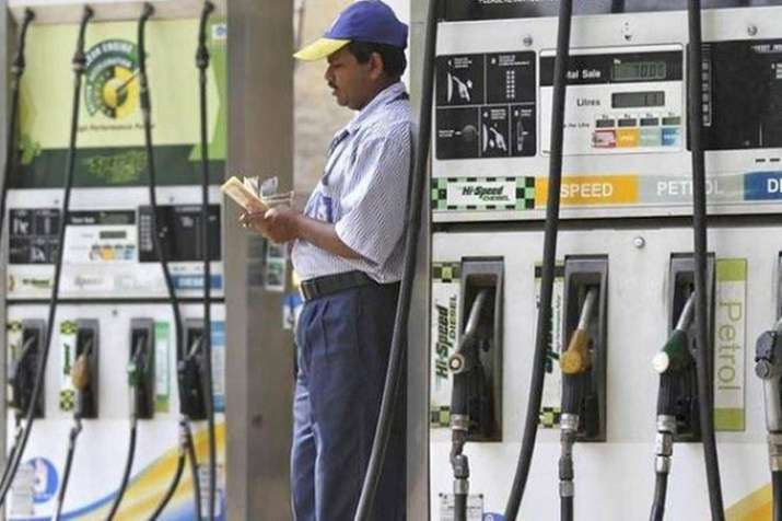 Petrol, Diesel price - India TV Paisa