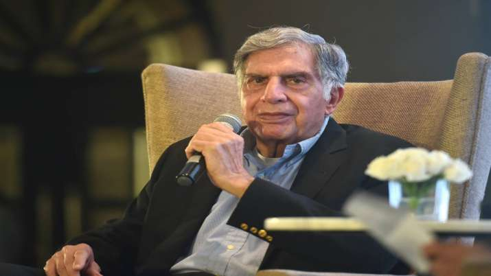 Ratan Tata says he is an accidental startup investor- India TV Paisa