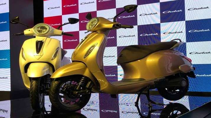 Bajaj's Chetak e-scooter will be commercially launched in January- India TV Paisa