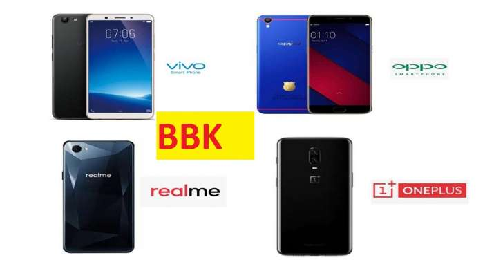 China's BBK Group parent company of OPPO, Vivo, Realme and OnePlus brands- India TV Paisa
