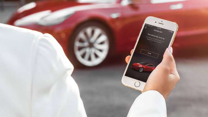 This chip will turn smartphones into car keys- India TV Paisa