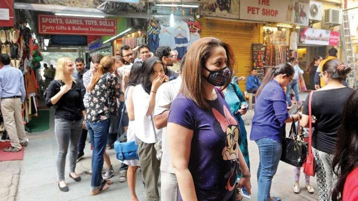 Delhi Khan Market । File Photo- India TV Paisa