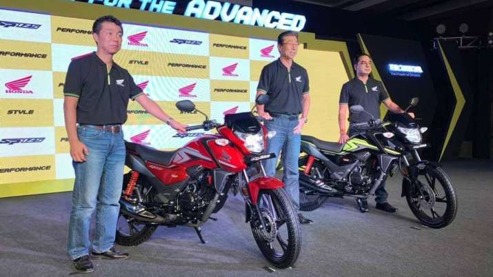 HMSI launches BS VI-compliant SP 125 bike priced at Rs 72,900- India TV Paisa