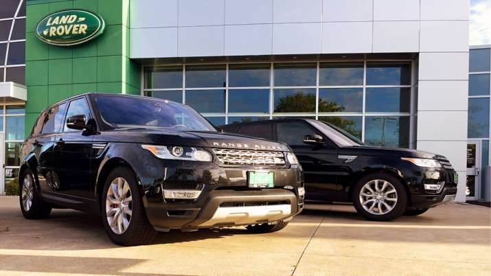 JLR sales dip 6 pc in October to 41,866 units- India TV Paisa
