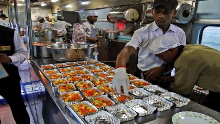 Rail board to hike meal prices on Rajdhani, Shatabdi, Duronto trains- India TV Paisa