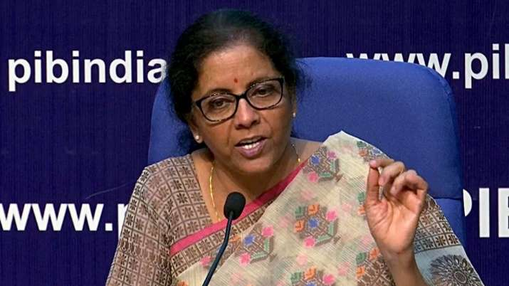 Finance Minister Nirmala Sitharaman । File Photo- India TV Paisa