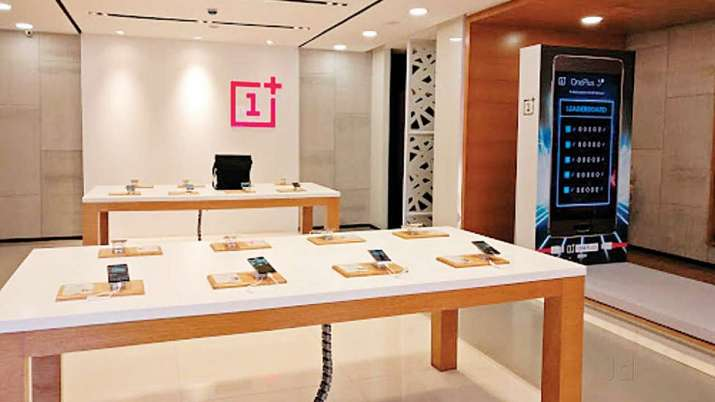 OnePlus Store । File Photo- India TV Paisa