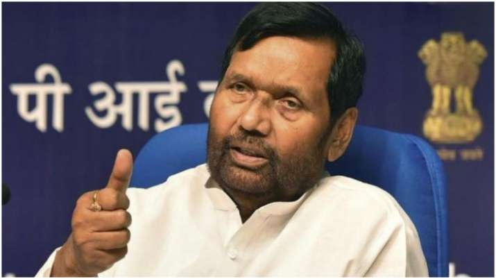 Ram Vilas Paswan- India TV Paisa