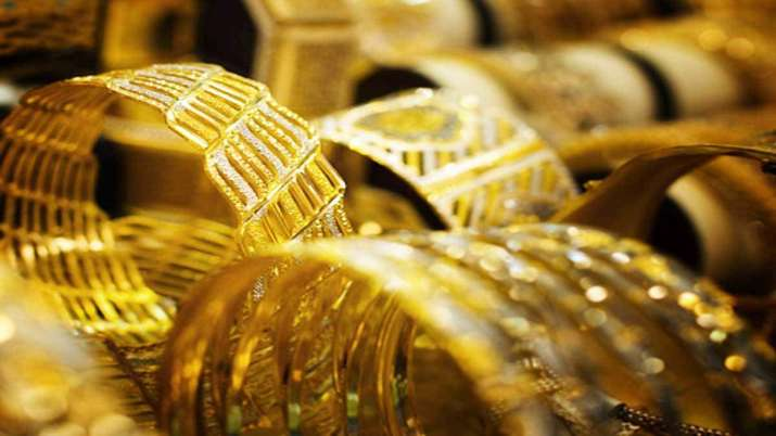 Gold climbs Rs 116 tracking strong global trends- India TV Paisa