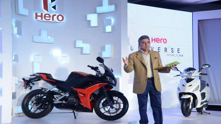 Hero MotoCorp to hike prices by up to Rs 2,000 from January- India TV Paisa