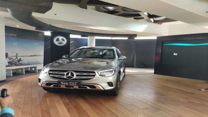 New Mercedes-Benz GLC launched in India- India TV Paisa