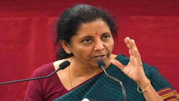 FM unveils Rs 102 lakh cr of infra projects for next 5 yrs- India TV Paisa