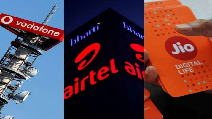 These are the best prepaid plans of Jio, Airtel and Vodafone idea with 2GB data, price less than Rs - India TV Paisa