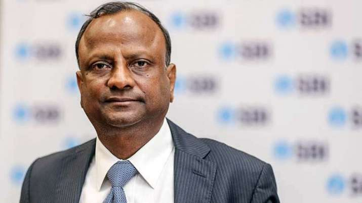 SBI chairman, Rajnish Kumar - India TV Paisa
