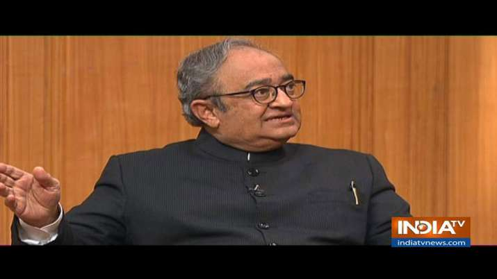 Tarek Fatah in Aap Ki Adalat - India TV