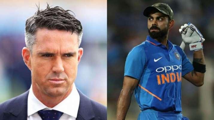 Virat kohli, kevin pietersen, viral cricket videos, india kid cricket, diaper kid cricket, virat koh- India TV