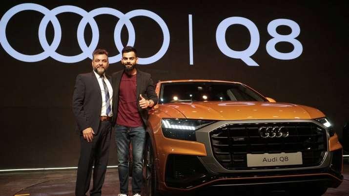 Audi launches crossover SUV Q8 in India- India TV Paisa