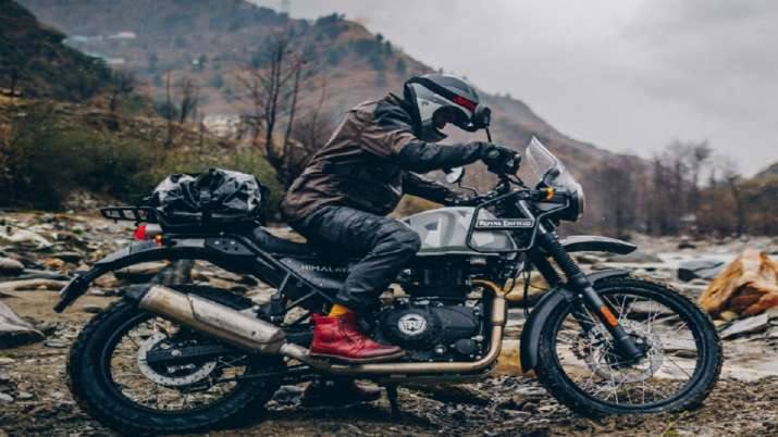 Royal Enfield launched Himalayan with BS-6 engine- India TV Paisa