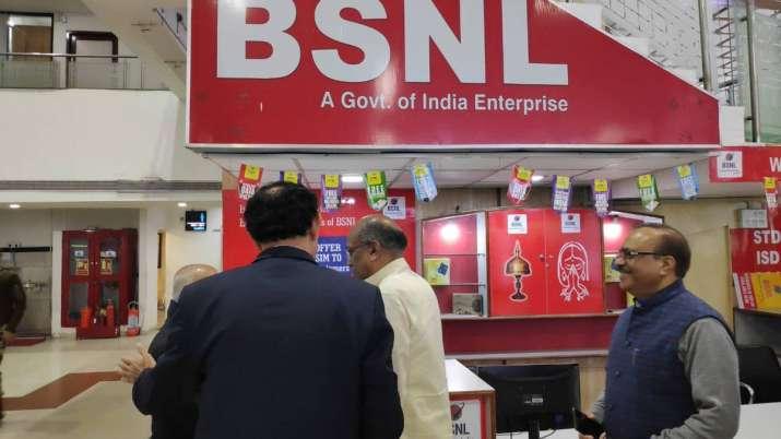 BSNL targets 1 lakh wireless broadband customers next fiscal- India TV Paisa