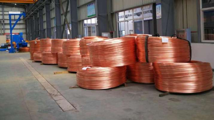 Government, countervailing duty, Continuous Cast Copper Wire Rod import- India TV Paisa