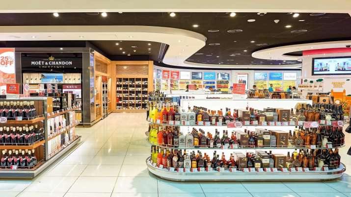Budget 2020, Finance Minsiter, Duty Free Store, Airports, Alcohol, Duty-free shops- India TV Paisa