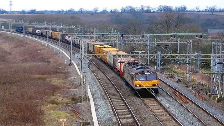 Freight trains,  Indian Railway,IRCTC, maalgadi, Piyush goyal- India TV Paisa