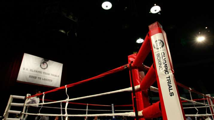 Boxing Ring- India TV