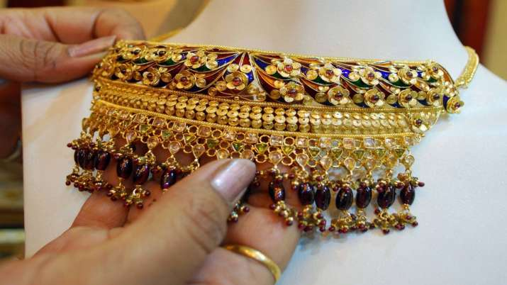 Gold prices decline Rs 236 on global selling, stronger rupee- India TV Paisa