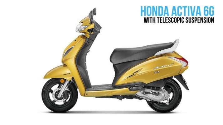 Honda Activa 6G, Honda Activa, Honda, bs6 honda activa 6g, - India TV Paisa
